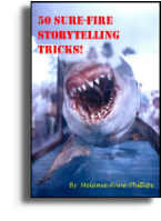 Free Book - 50 Sure-Fire Storytelling Tricks!